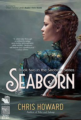 Seaborn by Chris Howard