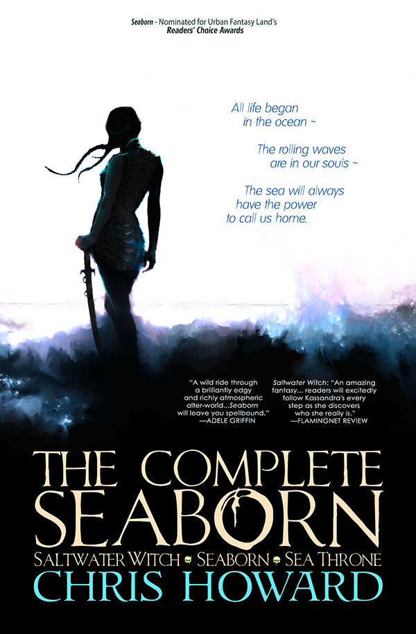 The Complete Seaborn by Chris Howard
