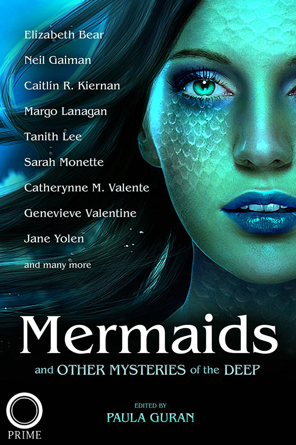 Mermaids and Other Mysteries of the Deep by Paula Guran